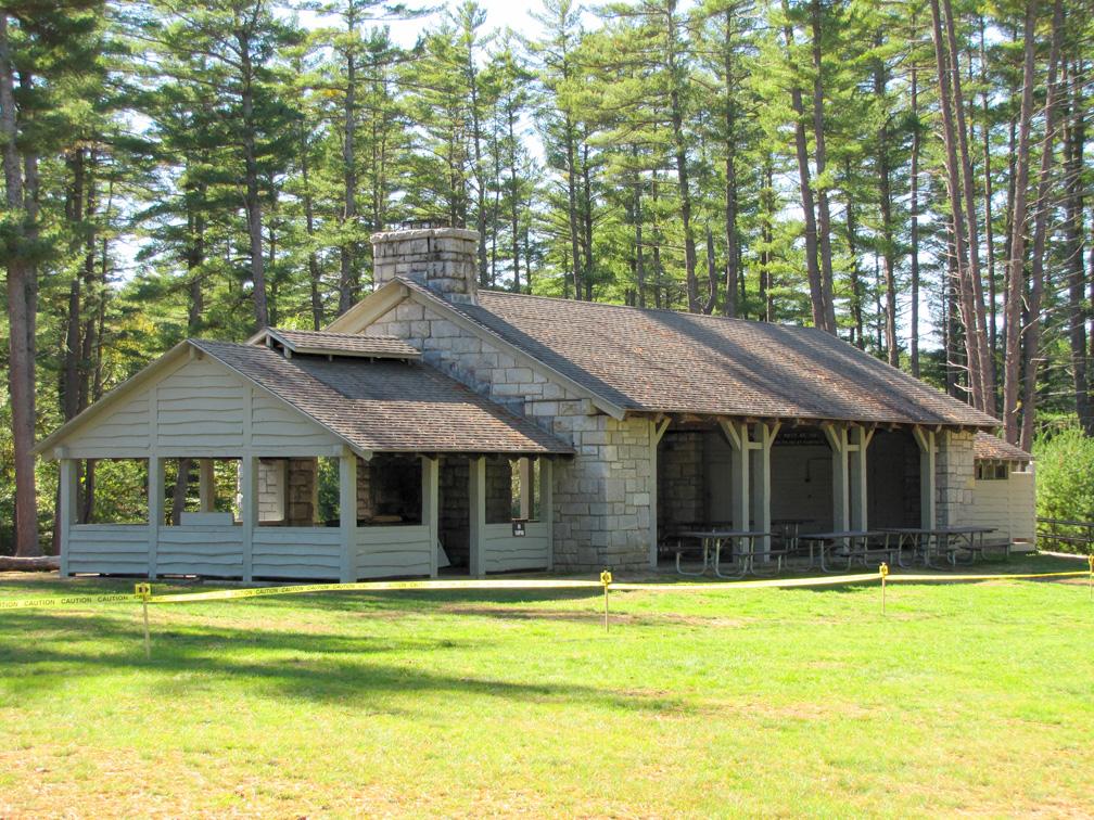 Beaver Island State Park Pavilion Rental