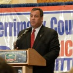 Chris Christie in Pembroke